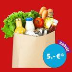 Freitag ab 18 Uhr! 5€ Rabatt bei Penny ab 60€ Einkaufswert