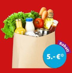 Heute Abend: 5€ Rabatt bei Penny ab 40€ Einkaufswert