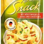 5x Pfanni Kartoffelsnack mit Röstzwiebeln, Käse und Croutons für 1,88€ (Plus-Produkt)