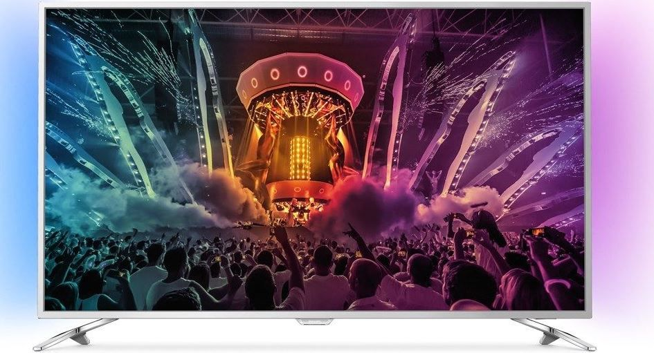 Philips 43PUS6501/12   43 Zoll ambilight UHD Android Smart TV (EEK: B) für 555€