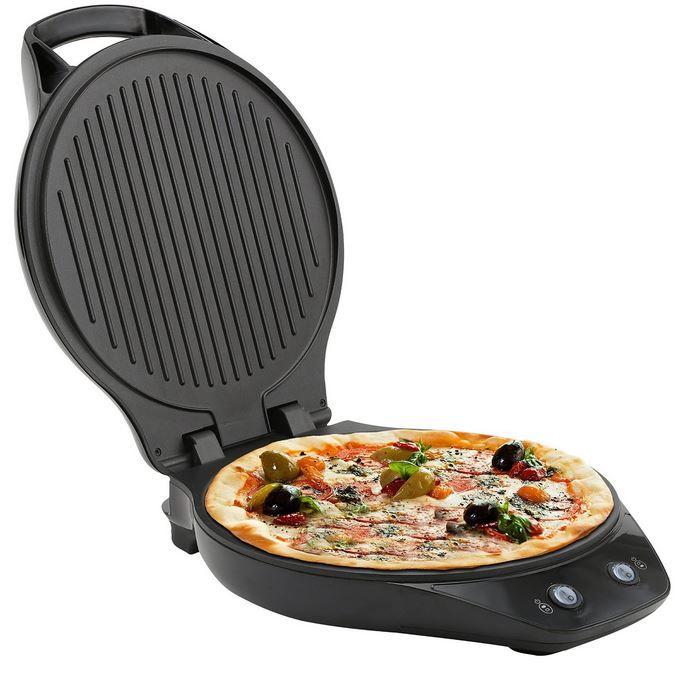 Pizza Maker 3 in 1 mit Kontaktgrill für Burger und Panini Maker statt 45€ für nur 29,90€