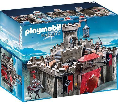 Playmobil 6001 Playmobil Falkenritterburg 6001 für nur 45,50€ (statt 64€)