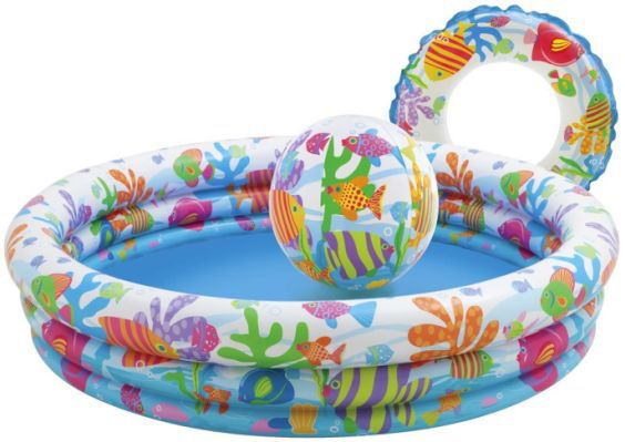 Pool Set Fishbowl 3 teiliges Pool Set Fishbowl für nur 5,99€ (Plus Produkt)
