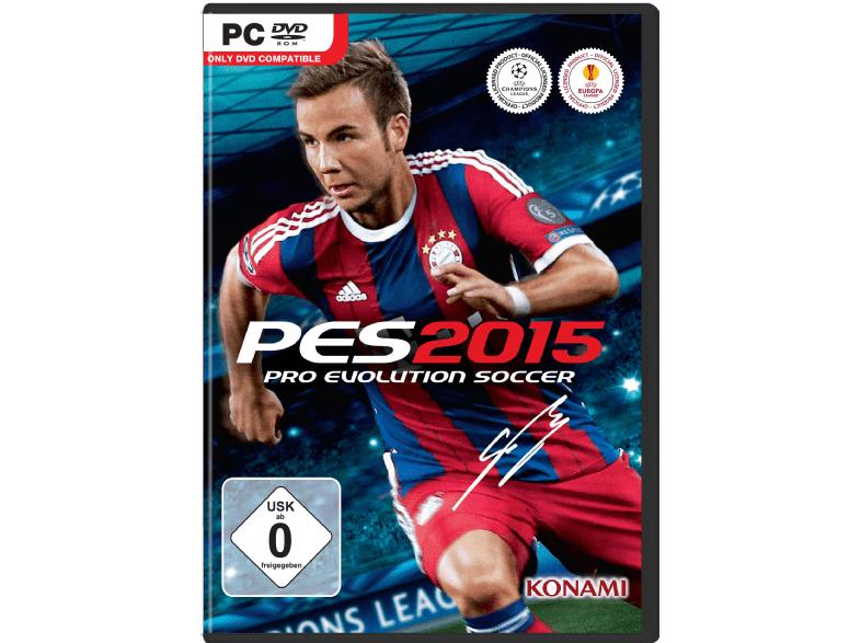 Pro Evolution Soccer 2015 (PC) für 1€