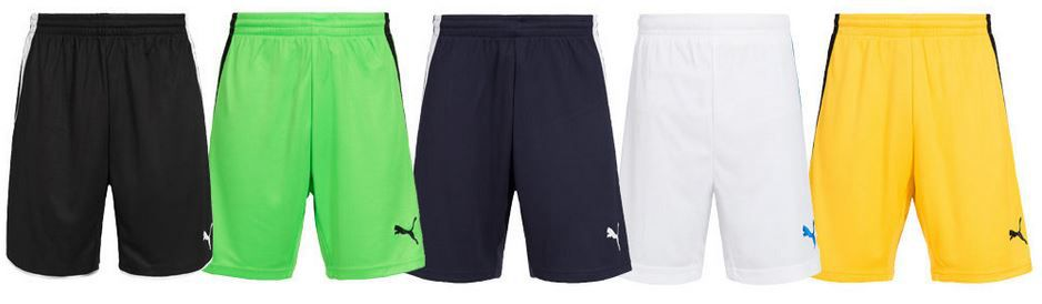 Puma   Herren Fitness und Sport Shorts für je 10,99€