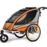 Qeridoo Sportrex1 – top Kinderfahrradanhänger für 269,10€ (statt 388€)