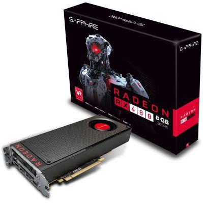Sapphire Radeon RX 480 (8GB GDDR5, 256 Bit) für nur 241€