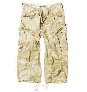 #SURPLUS Engineer Vintage Cargo Shorts mit Gürtel für 29,90€
