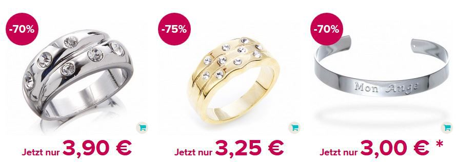 Ring Sale Fehler? Silvity: Panzerkette aus 925er Sterling Silber ab 1,99€
