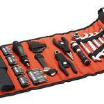 Black & Decker Rolltasche mit Autowerkzeugzubehör ab 27,30€ (statt 39€)