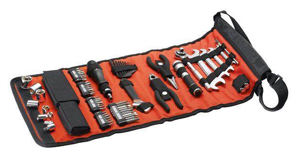 Rolltasche Black & Decker Rolltasche mit Autowerkzeugzubehör ab 27,30€ (statt 39€)