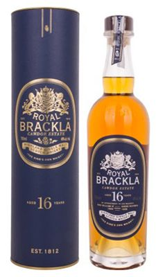 Royal Brackla 16 Royal Brackla 16 Years Single Malt Whisky für 74,99€ (statt 90€)