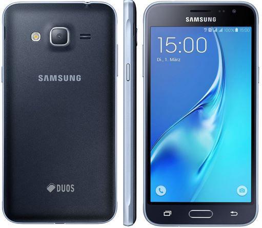 SAMSUNG Galaxy J3 LTE SAMSUNG Galaxy J3   5 Zoll LTE Smartphone für 119€