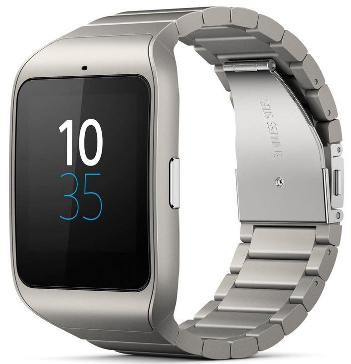 SONY SWR 50 Smart Watch 3 SONY SWR 50 Smart Watch 3 Metallic statt 187€ für 149€