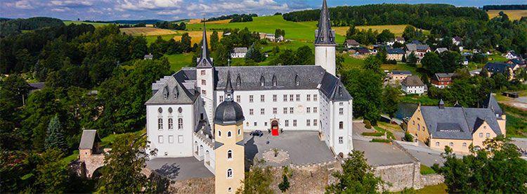 3 Tage im Erzgebirge im 4* Schlosshotel inkl. Frühstück, Wellness & 3 Gänge Menü ab 119€ p.P.