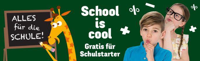 Kostenloses Schulstarter Set bei ToysRus   nur am 30.07.2016