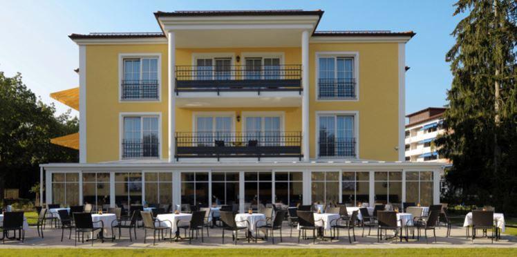 3 Tage Spa & Wellness im 4*Hotel Schweizer Hof in Bad Füssing ab 129€ p.P