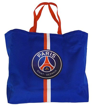 Paris Saint Germain Lizenz Shopping Bag für 3,05€   Plus Produkt