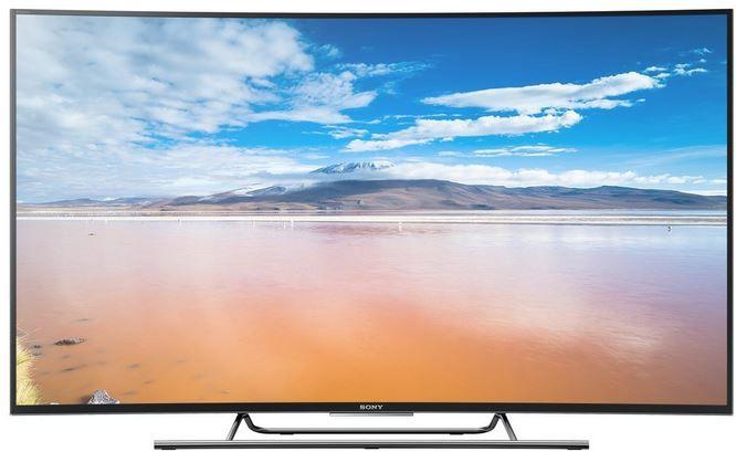 Sony KD 65S8505C   65 Zoll curved 3D Wlan Smart UHD TV für nur 1.699€