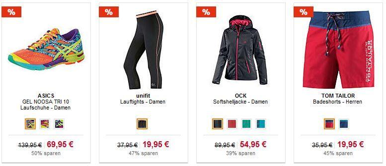 Sportscheck sommer Sale SportScheck Sale mit bis zu 70% + VSK frei