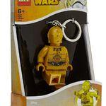 Star Wars C3Po Schlüsselhänger mit Lampe ab 7,39€ (statt 13€)