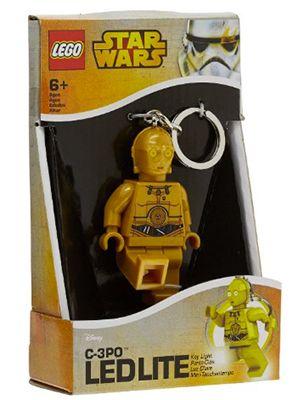 Star Wars C3Po Star Wars C3Po Schlüsselhänger mit Lampe ab 7,39€ (statt 13€)