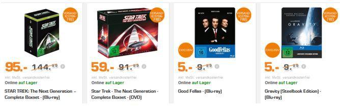 Star trek DOOM UAC Pack   Konsolen und PC für 29€ und mehr günstige Games im Saturn Weekend