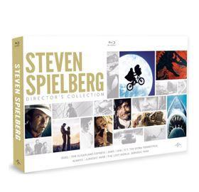 Steven Spielberg   Collection Box (8 Blu Rays) für 28,98€
