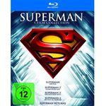 Superman 1-5 – Die Spielfilm Collection auf Blu-ray für 12,99€ (statt 20€)