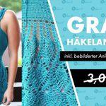 Häkelanleitung für ein Tunika Sommer-Top gratis