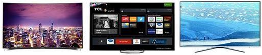 TV Angebote des Tages günstige TVs heute im Amazon Prime Coutdown   z.B. 65 Zoll 3D UHD Smart TV Telefunken XU65A441 für 999€
