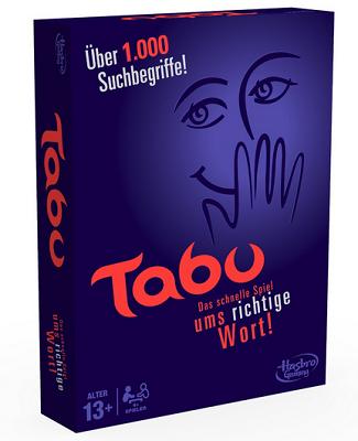 Hasbro Tabu  für 17,99€ (statt 21,09€)
