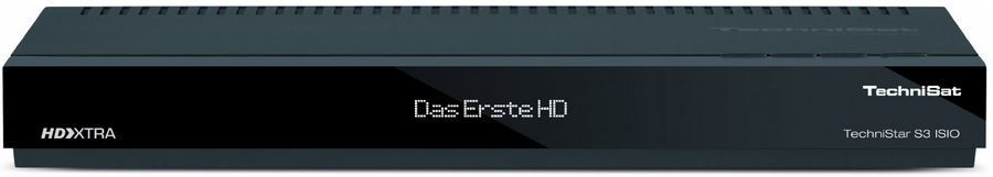 TechniSat TechniStar S3 ISIO HDTV TechniSat TechniStar S3 ISIO HDTV   Satelliten Receiver mit Internetfunktion für 111€