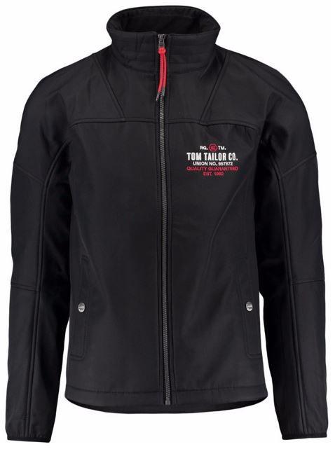Tom Tailor Herren Fleece Jacke Tom Tailor Herren Softshelljacke für 34,90€