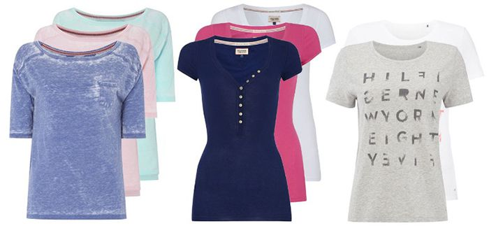 Tommy Hilfiger Damen Tops & Shirts für je 17,99€