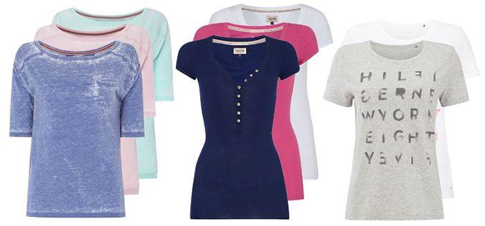 Tommy Hilfiger Tommy Hilfiger Damen Tops & Shirts für je 17,99€