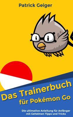 Das Trainerbuch für Pokemon Go als Kindle Ebook gratis