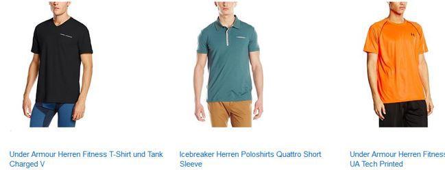 Under Armour Amazon Sport und Freizeit Sale mit bis zu 70% Rabatt