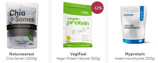 Vitqafy ANgebote Vitafy: Günstiges Protein im Super Sale + 40% Extra Rabatt