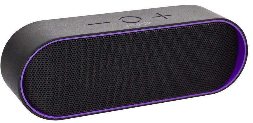 XQISIT xqS10   mobiler Blutooth Lautsprecher statt 30€ für 19,12€