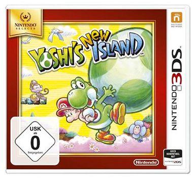 Yoshis New Island (3DS) für 13,60€ (statt 19€)