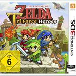 Legend of Zelda: TriForce Heroes (3DS) ab 16,82€