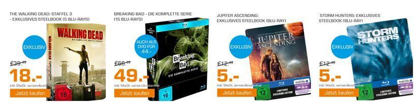 Zombies frei Haus SONY PlayStation 4 1TB Slim + 2x Call Of Duty für 299€ und mehr günstige Angebote im Saturn Weekend Sale