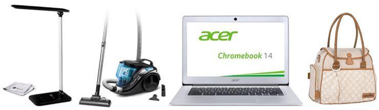 acer Chromebook Highlights aus den ersten 636 Amazon Blitzangeboten vom Montag