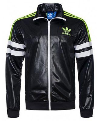 adidas Originals M Chile 62 TT2 Slim Trainingsjacke in XS für 9,99€ (statt 28€)