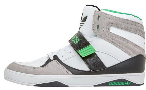 adidas Originals Herren Space Diver 2. Hi s Granite Sneakers für 25,44€