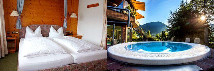 alpenhotel.zimmer 3 Tage in Oberstdorf in einem 4* Hotel inkl. Halbpension & Wellness ab 139€ p.P. + 30€ Rabatt