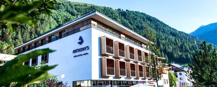 anthonys anton 3 Tage Tirol inkl. Wellness & Frühstück für 139€ p.P (Kinder bis 9 kostenlos!)