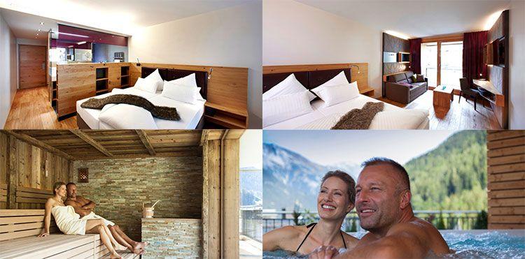 anthonys zimmer 3 Tage Tirol inkl. Wellness & Frühstück für 139€ p.P (Kinder bis 9 kostenlos!)