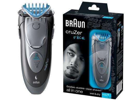 Braun CruZer6 Face für 45,90€ (statt 55€)